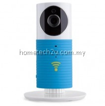 BABY MONITOR WIFI IP CAMERA WITH TWO-WAY AUDIO MOTION DETECTION NIGHT VISION (BLUE)