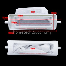 Washing Machine Dust Filter Bag Compatible for Toshiba