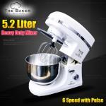 THE BAKER Stand Mixer ESM-989 5.2L (2kg)