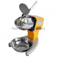 THE BAKER Commercial Ice Crusher Shaver Double Blade for Ais Kepal, Ais Kacang, ABC Machine