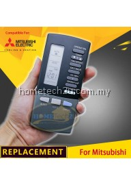 OEM Air Conditioner Remote Control For Mitsubishi RKK502A101F RKK502A101G RKK502A101D