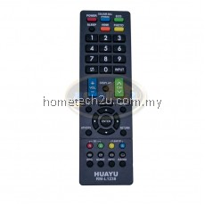 SHARP TV/LED/LCD Remote Control Replacement (RM-L1238)