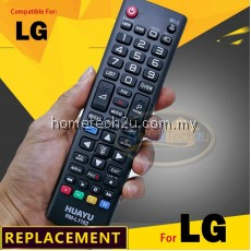 LG LCD/PLASMA/LED TV Remote Control Replacement - RM-L1162