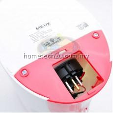MILUX ESSENTIALS ELECTRIC JUG KETTLE (1.7L)-MJK-368 (Red)