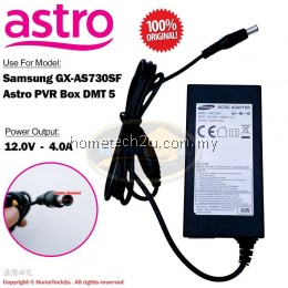 ASTRO BEYOND PVR AC POWER ADAPTER A4812_DPN 12v-4A (DMT5 GX-AS730SF)