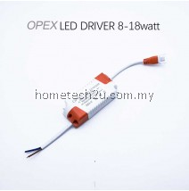 OPEX LED Down Light Driver Power Supply Adapter Lighting Transformer 8-18watt