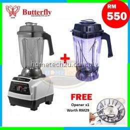 Butterfly B-592 Commercial Heavy Duty Blender (Extra 1 Jug)