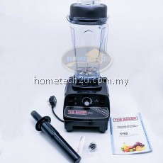 THE BAKER Commercial Heavy Duty Juicing Blender X900 (Free Extra Lower Connector)