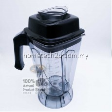 Butterfly B-591 B-592 2.5L Commercial Blender Jar Jug Set (FREE STIR STICK)