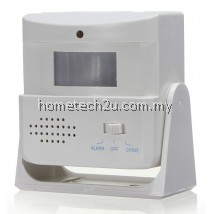 Door Visitor Chime Door Bell IR Motion Alarm