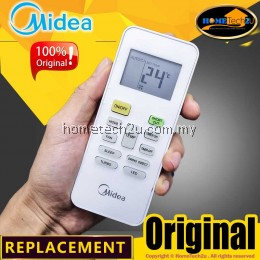 Original Midea Air Conditioner Remote Control