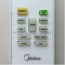 Original Midea Air Conditioner Remote Control