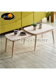 Big Tongue Extendable Solid Wood Coffee Table