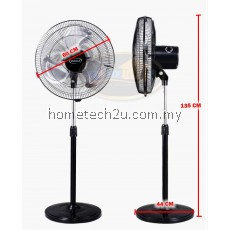 "Dawa 20"" Inch Industrial Stand Fan"