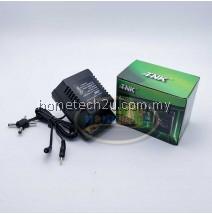 TNK Universal AC/DC Adapter 1.5-3-4.5-6-7.5 9-12V 1000mA Adaptor