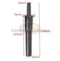Heavy Duty Commercial Ice blender Stick Stir Accessories Spare Parts