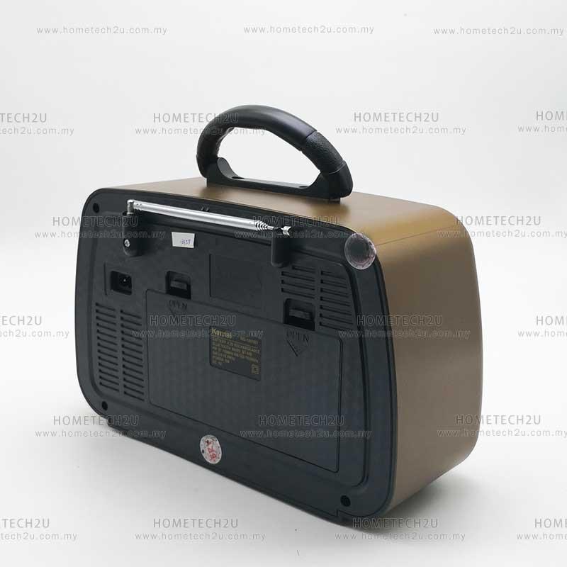 Kemai-Vintage-Retro-Radio-with-USB-Bluet